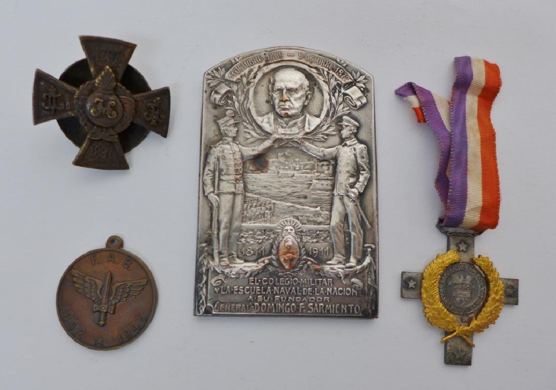 Collection of International Medals