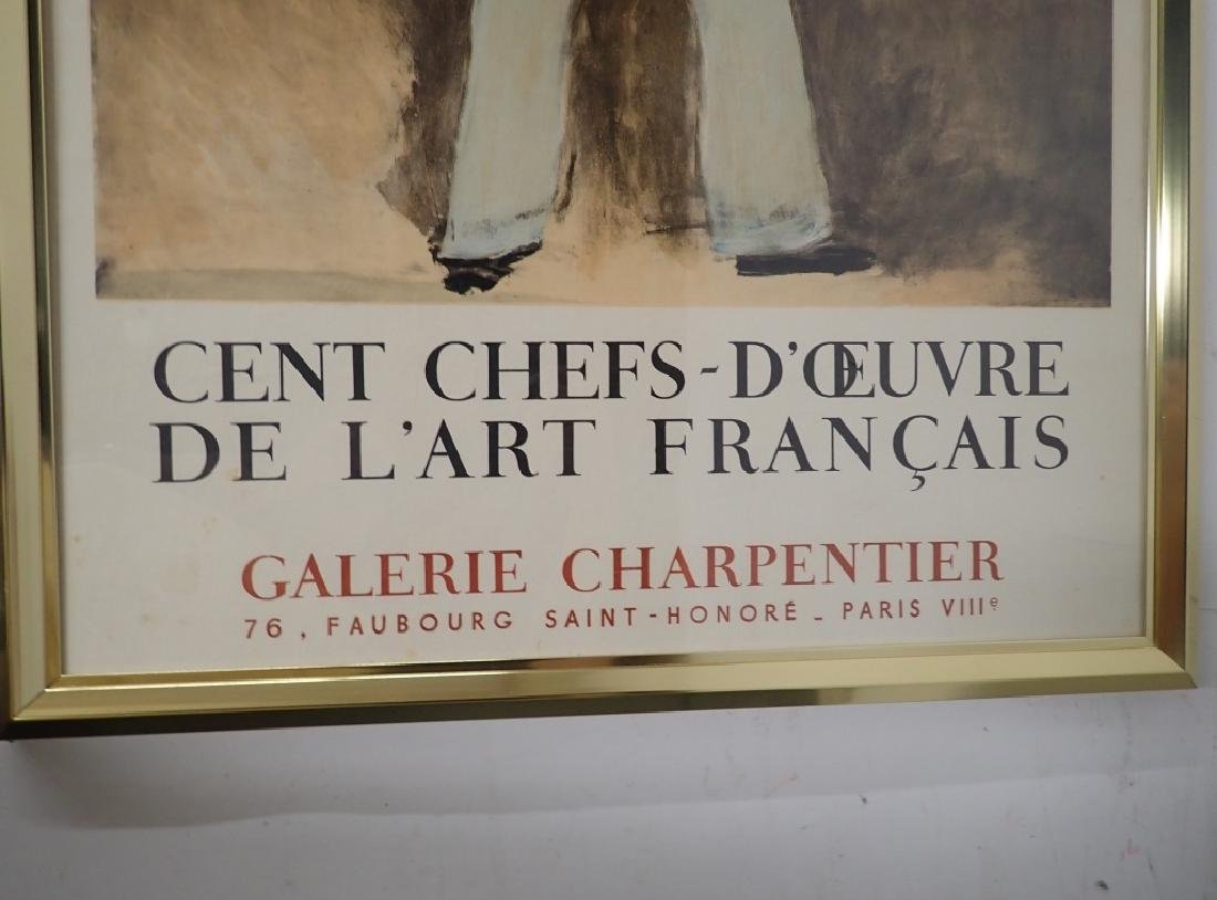 Galerie Charpentier Exhibition Poster Lithograph - 3
