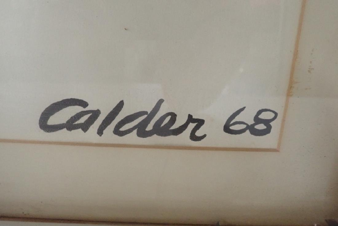 Alexander (Sandy) Calder (1898 - 1976) - 2