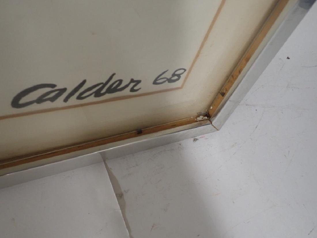 Alexander (Sandy) Calder (1898 - 1976) - 4