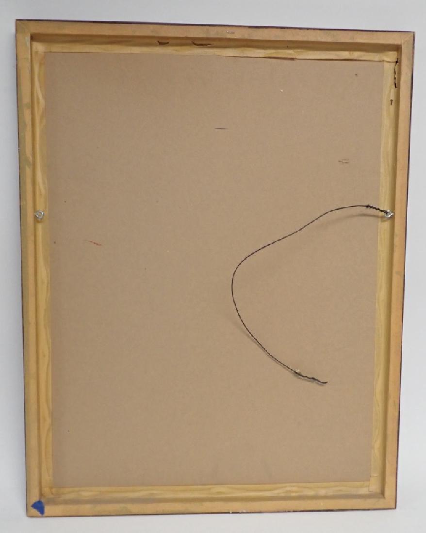 Modern Abstract Print, Pencil Signed Lebadang - 6