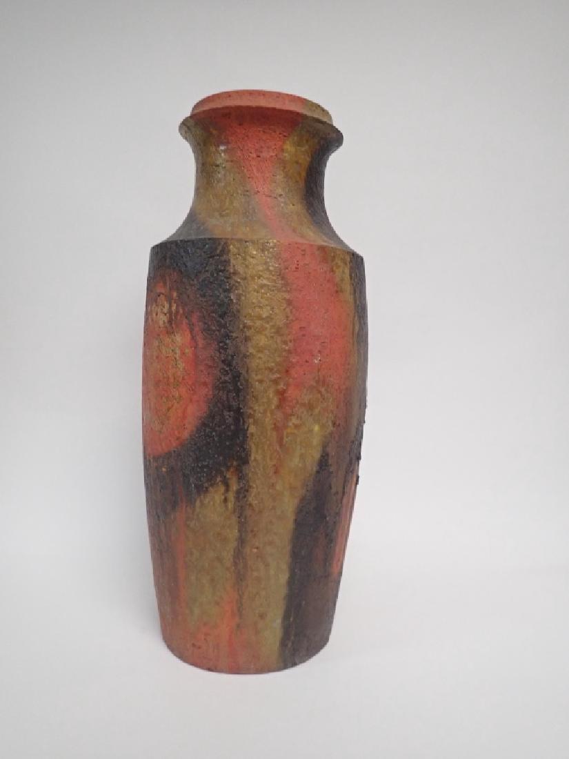 Large Signed Modern Italian Vase
