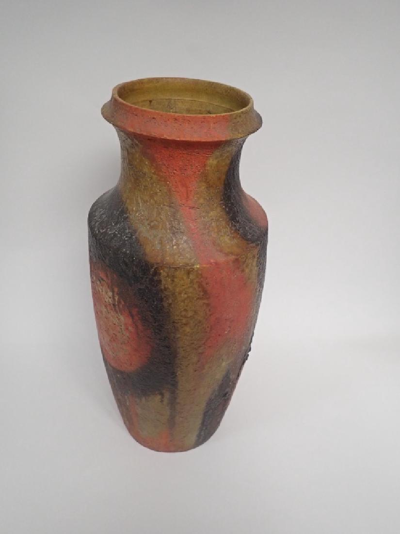 Large Signed Modern Italian Vase - 3