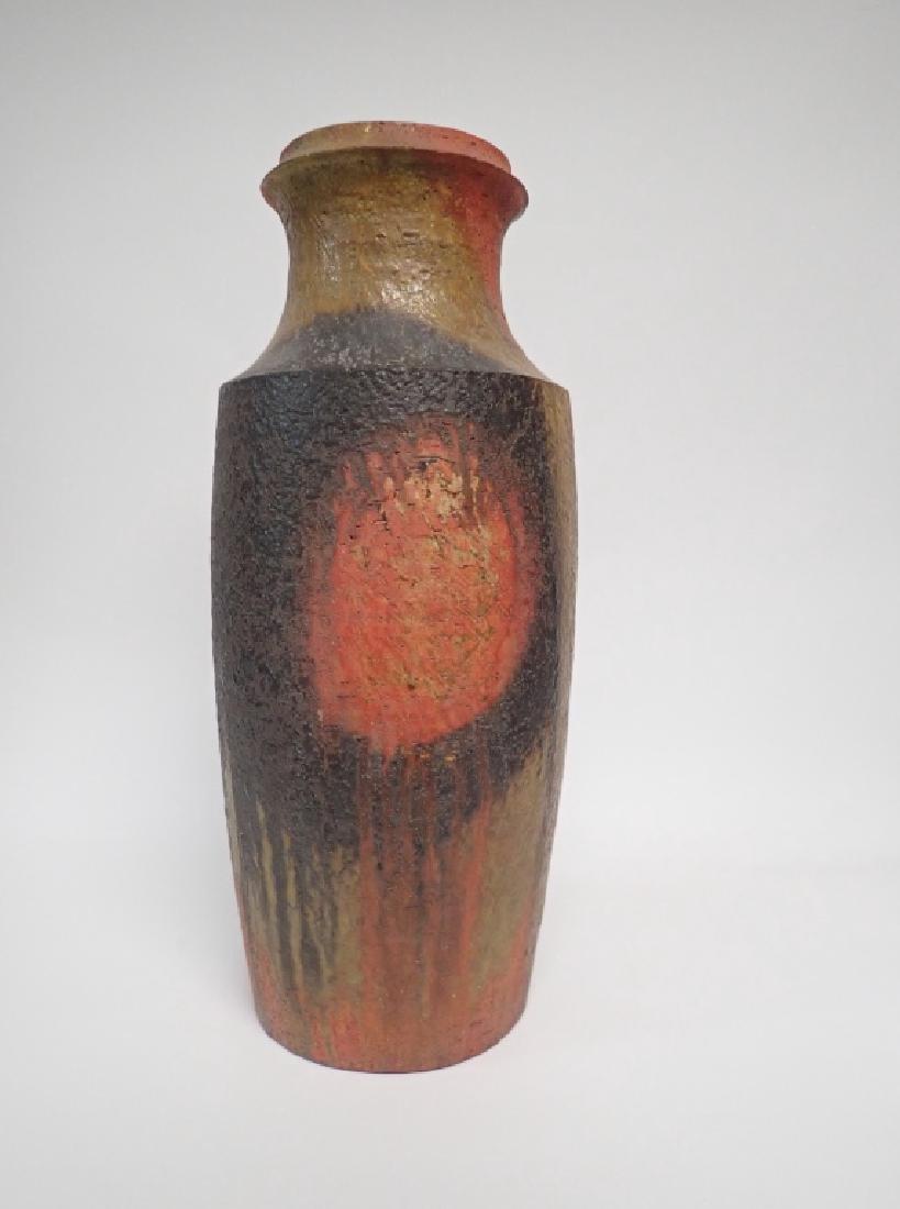 Large Signed Modern Italian Vase - 4
