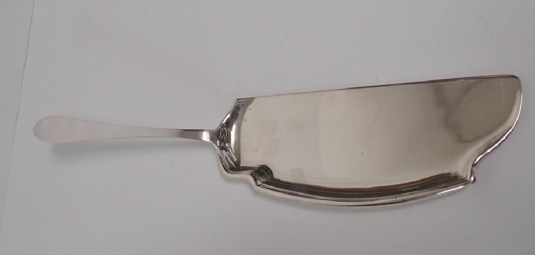 Tiffany & Co. Sterling Crumb Knife - 2
