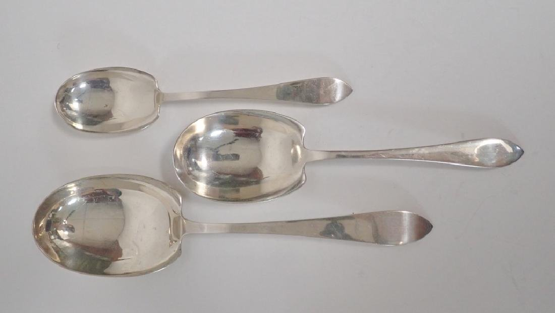Tiffany & Co. Sterling Silver Jelly Spoons - 8