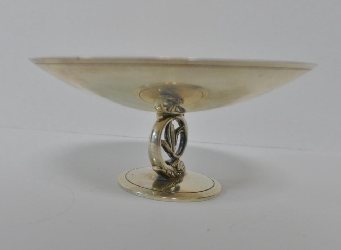 Art Deco Tiffany & Co. Sterling Compote, C. 1940 - 2