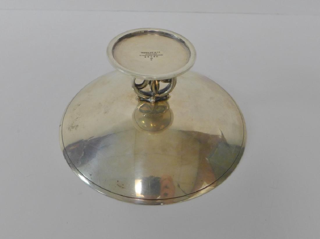 Art Deco Tiffany & Co. Sterling Compote, C. 1940 - 5
