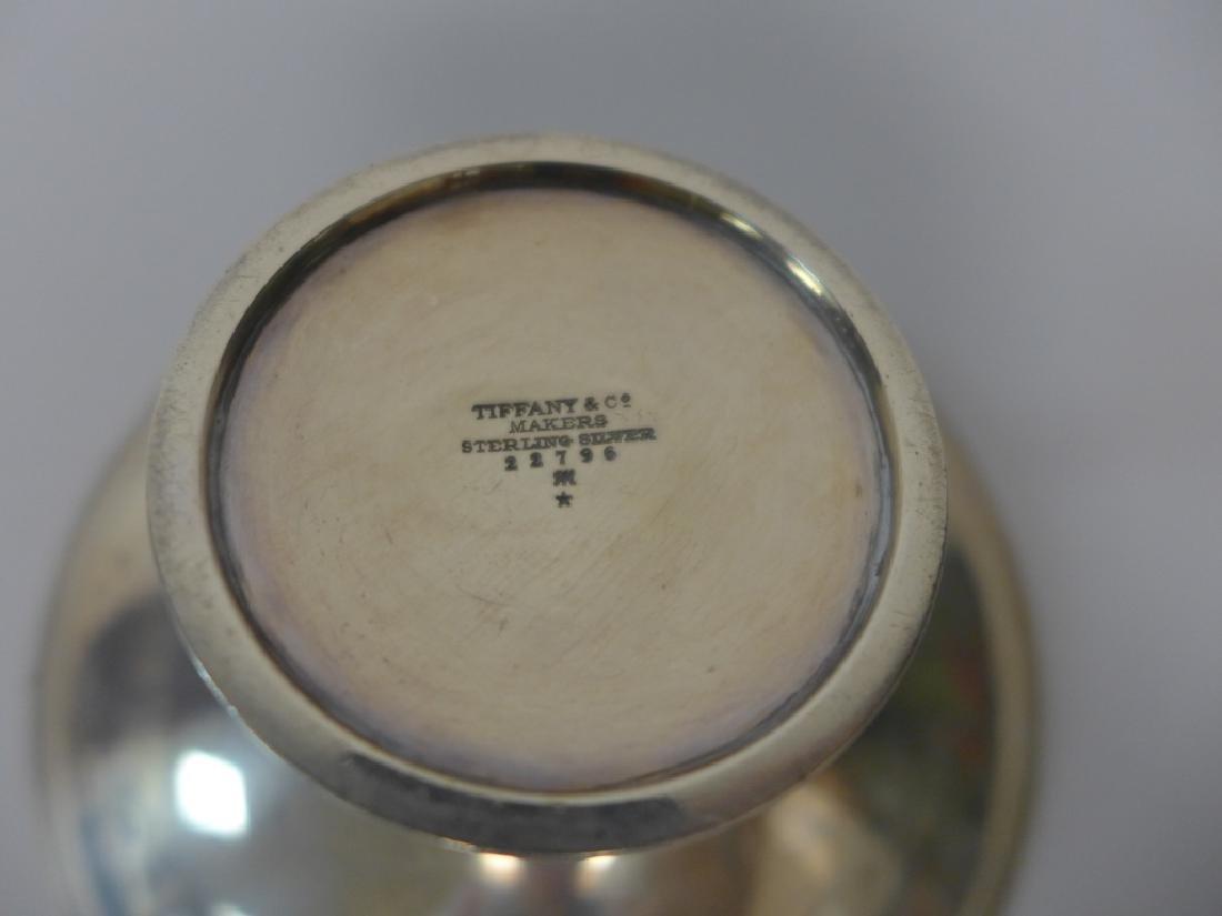Art Deco Tiffany & Co. Sterling Compote, C. 1940 - 6