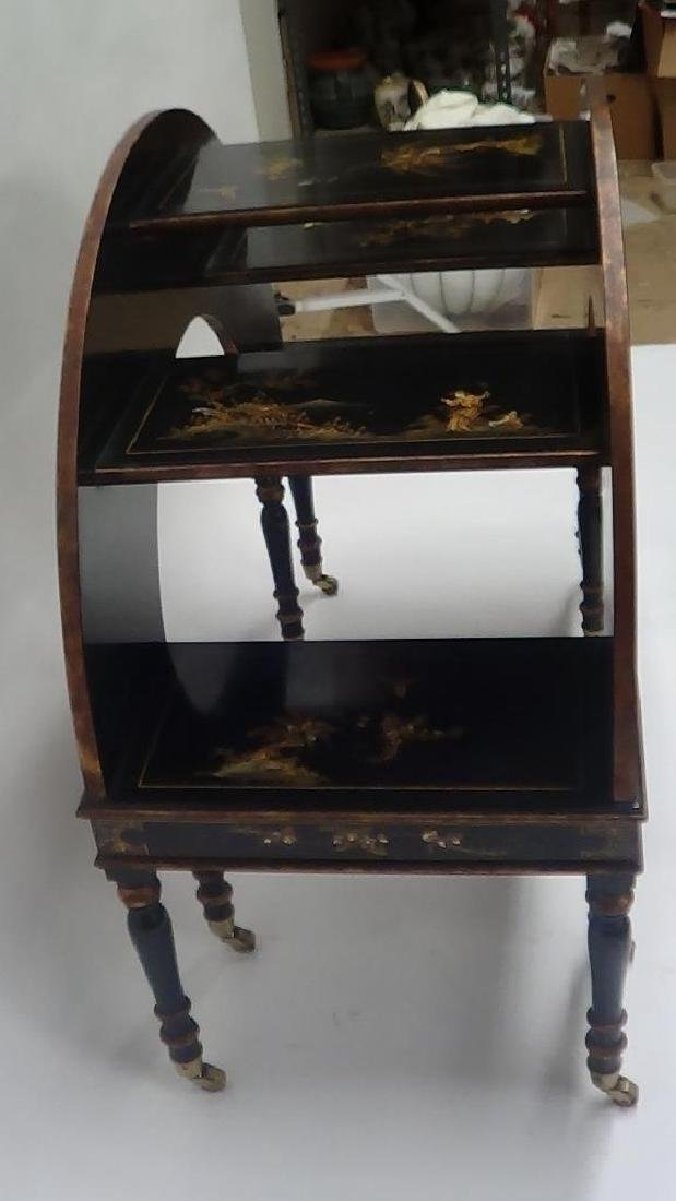 Chinoiserie What-Not Table - 2
