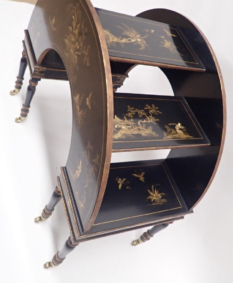 Chinoiserie What-Not Table - 4