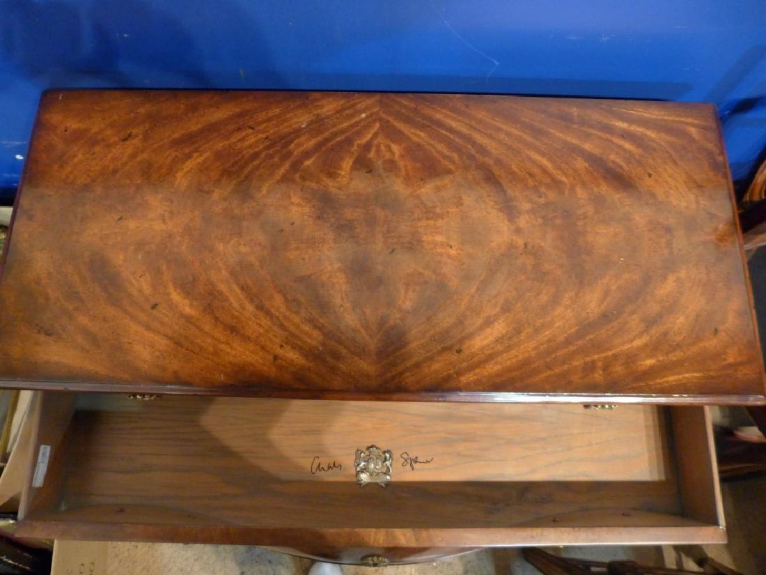 Mahogany 4 Row Dresser - 4