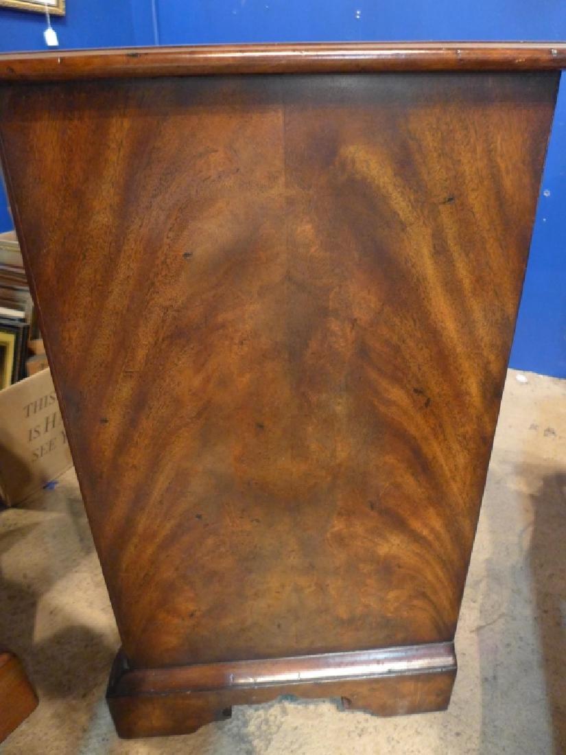 Mahogany 4 Row Dresser - 7