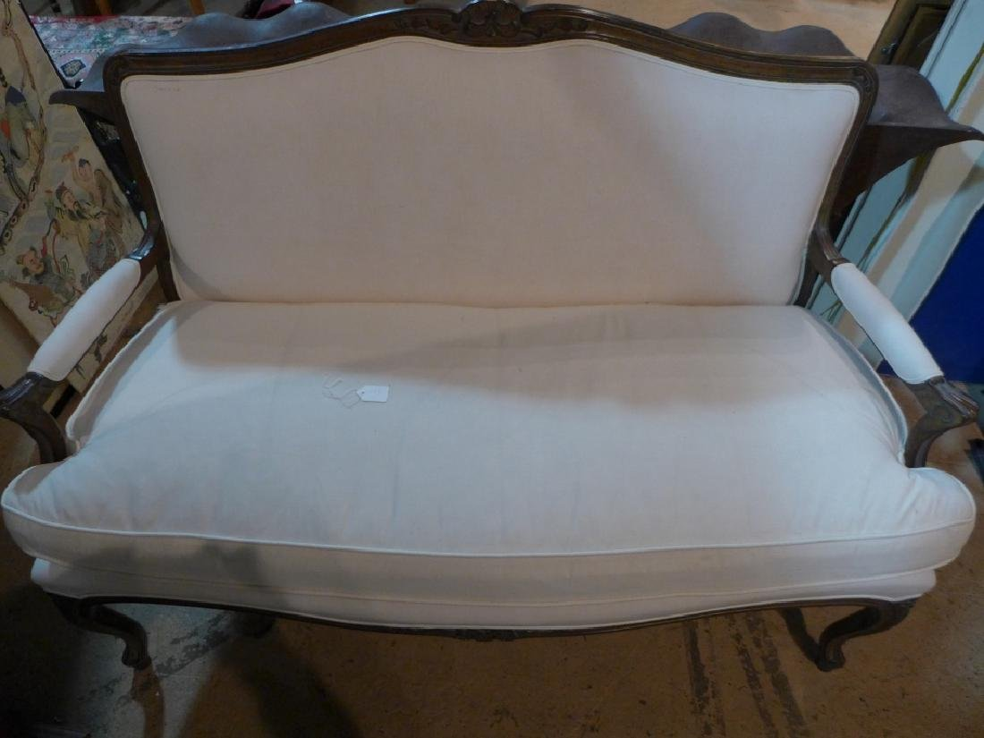 Louis XV Style Settee or Sofa