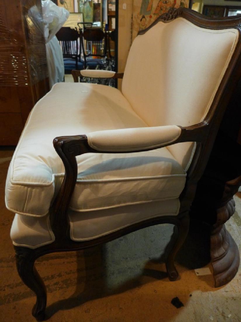 Louis XV Style Settee or Sofa - 5