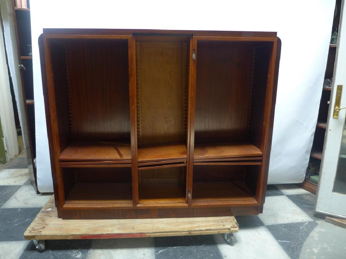 Mid-Century French Handcrafted Bookcase - 2