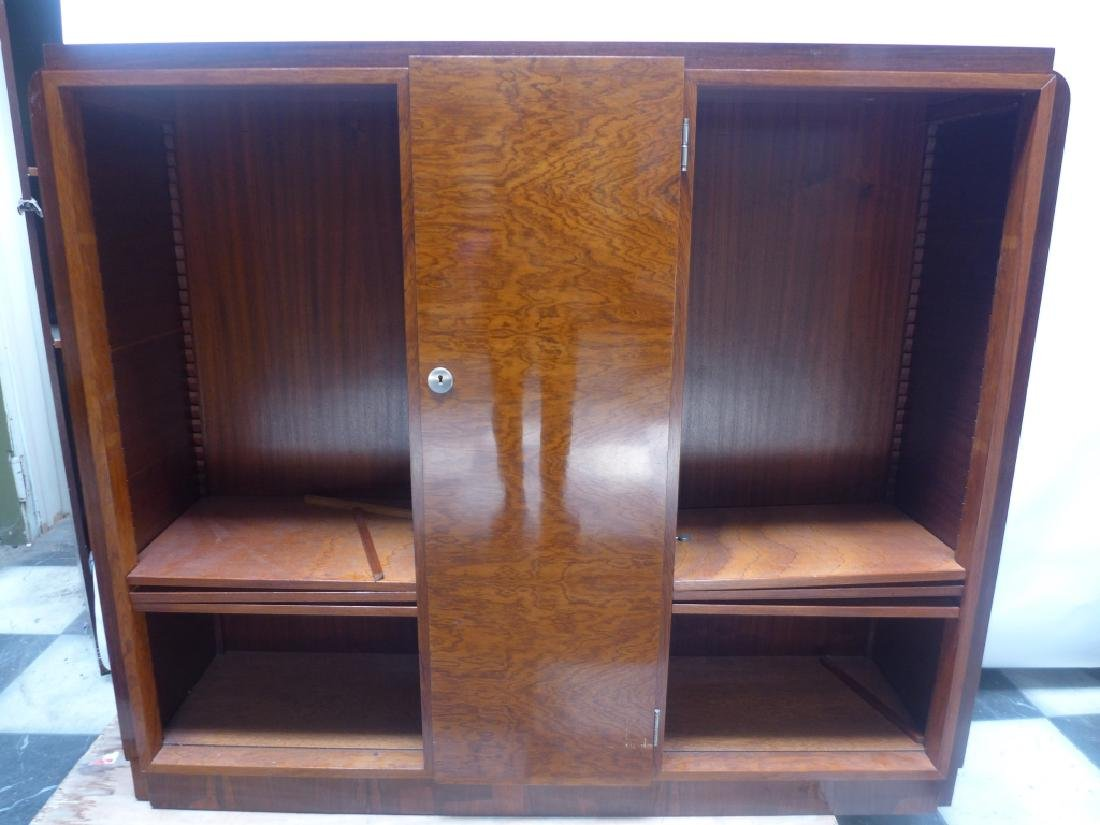 Mid-Century French Handcrafted Bookcase - 3