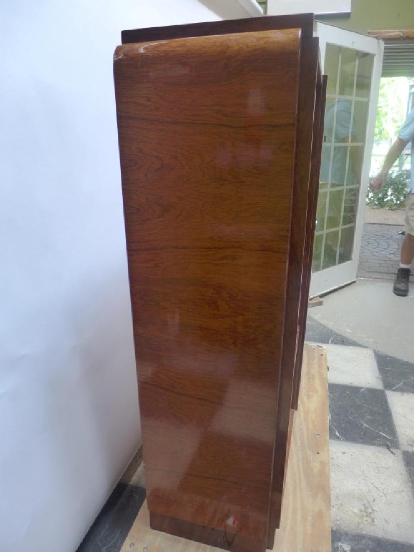 Mid-Century French Handcrafted Bookcase - 4