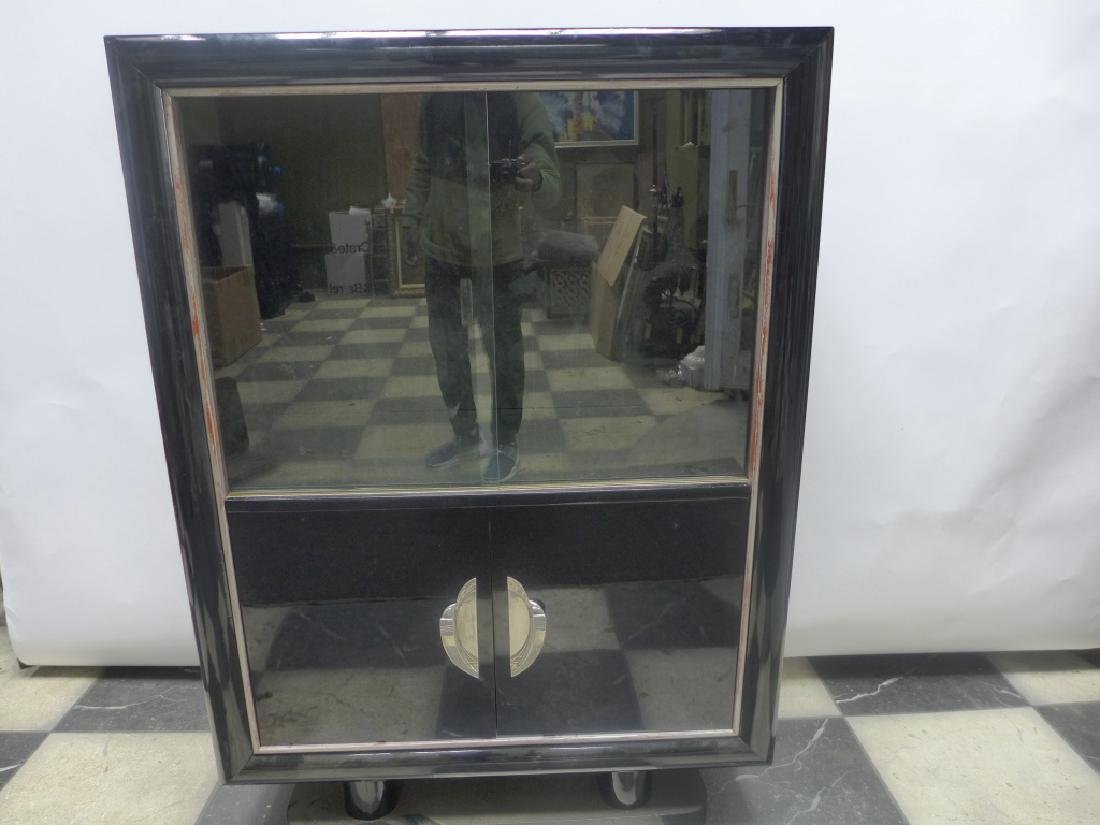French Art Deco Bar Cabinet - 4