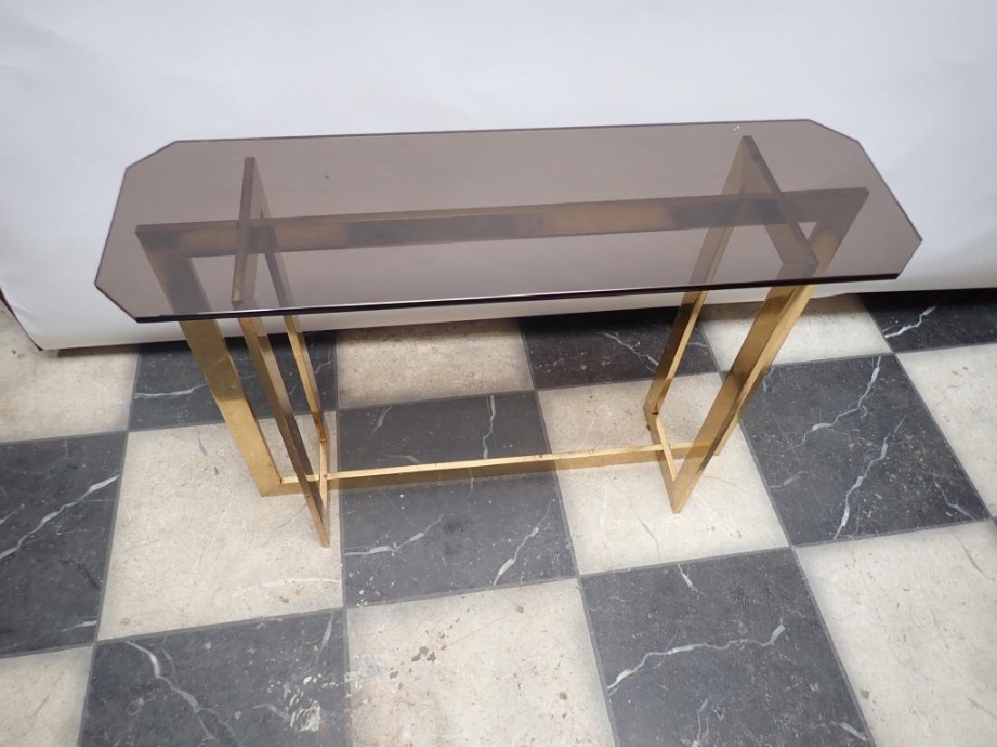 Mid-Century Console Table - 2
