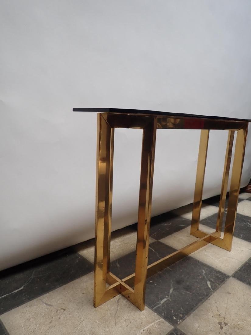 Mid-Century Console Table - 3