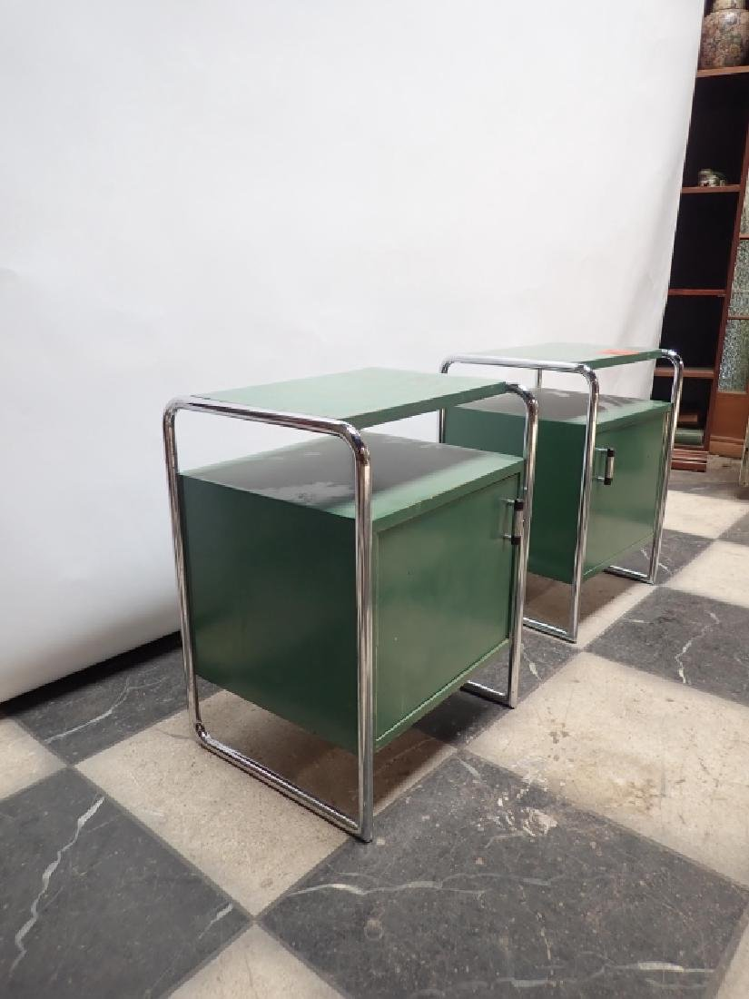 Pair Of Mid-Century Side Tables - 2