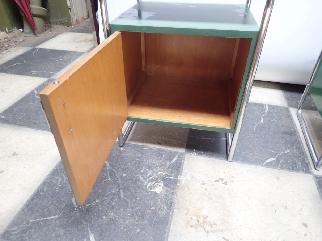 Pair Of Mid-Century Side Tables - 4