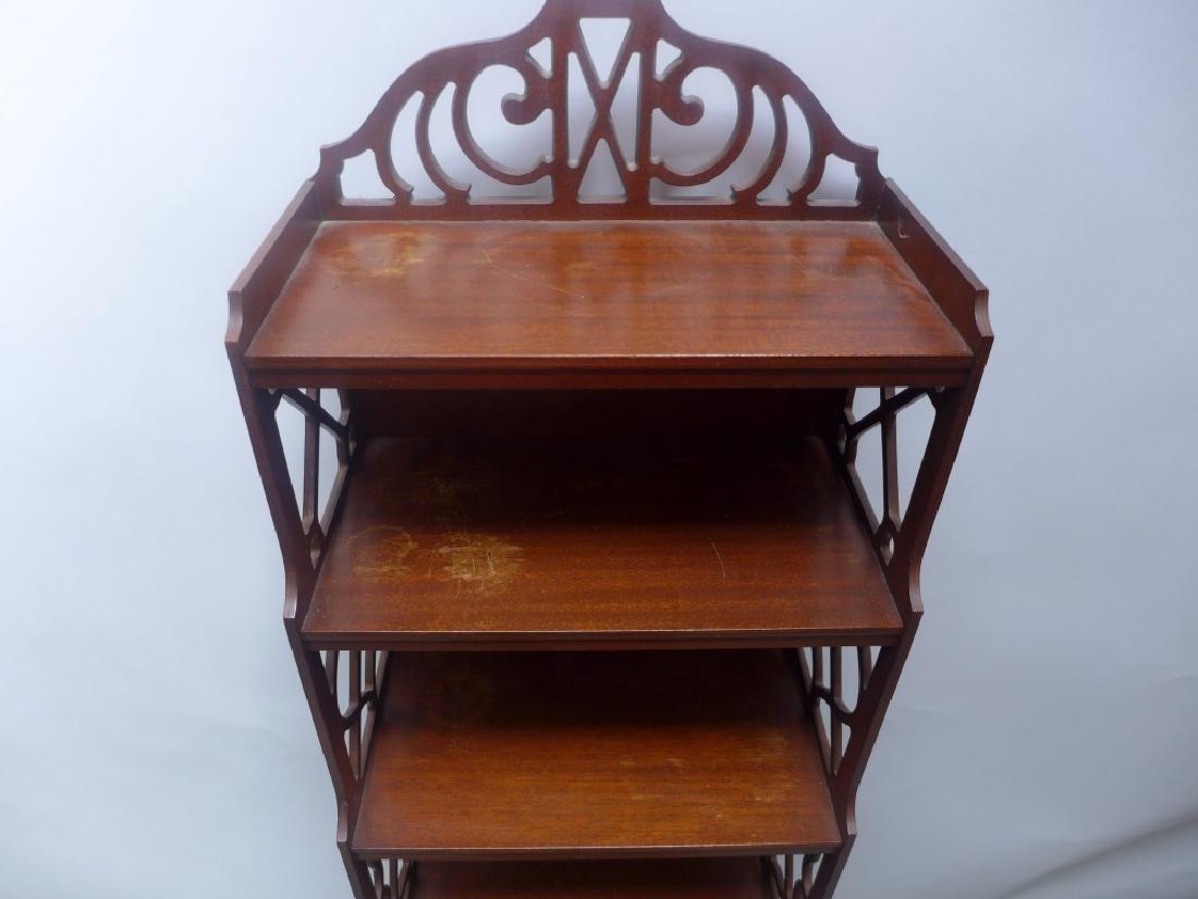 Mahogany Bookcase - 2