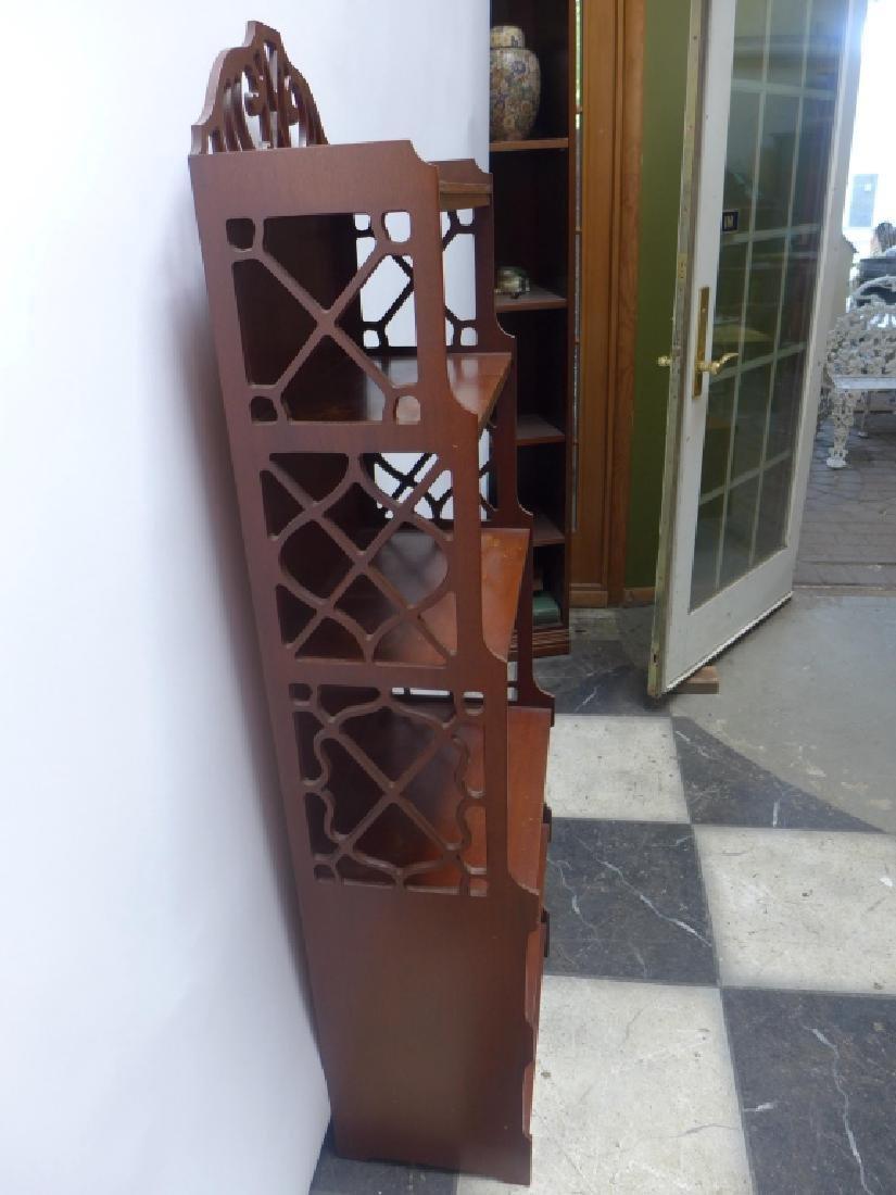 Mahogany Bookcase - 3