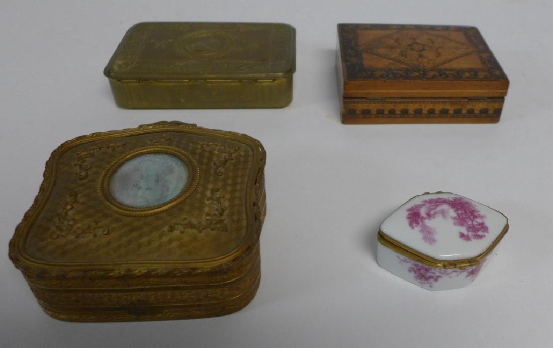 Collection of Decorative Boxes - 10