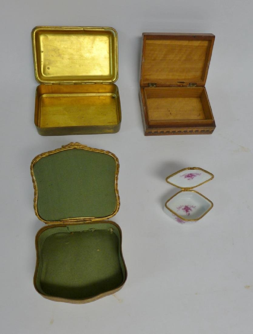 Collection of Decorative Boxes - 2