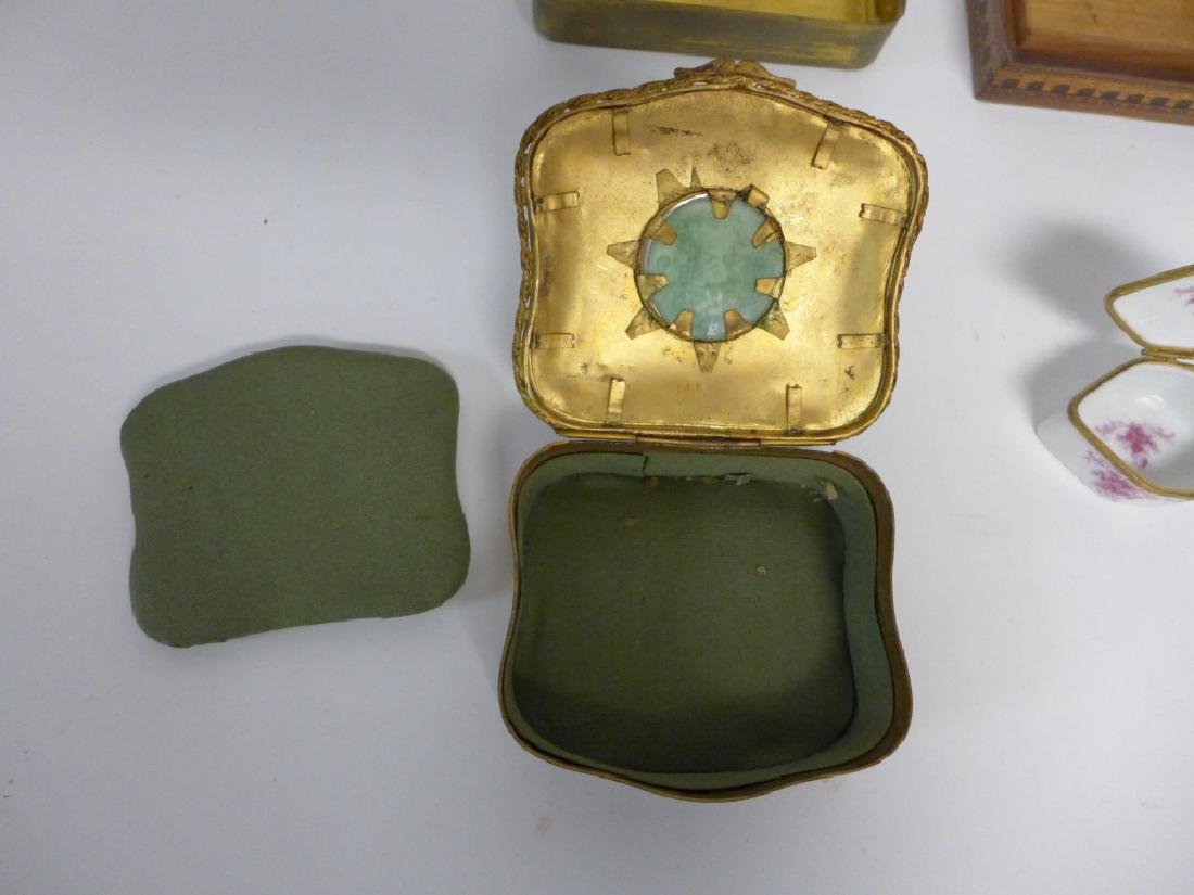Collection of Decorative Boxes - 5