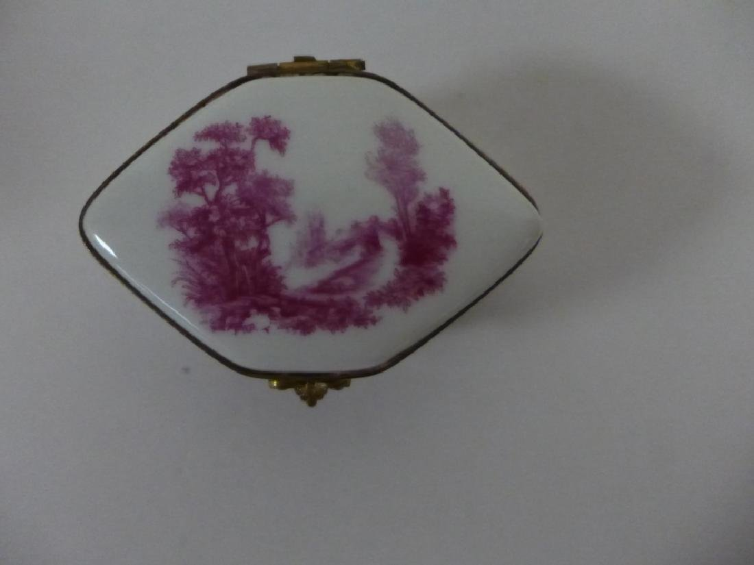 Collection of Decorative Boxes - 6