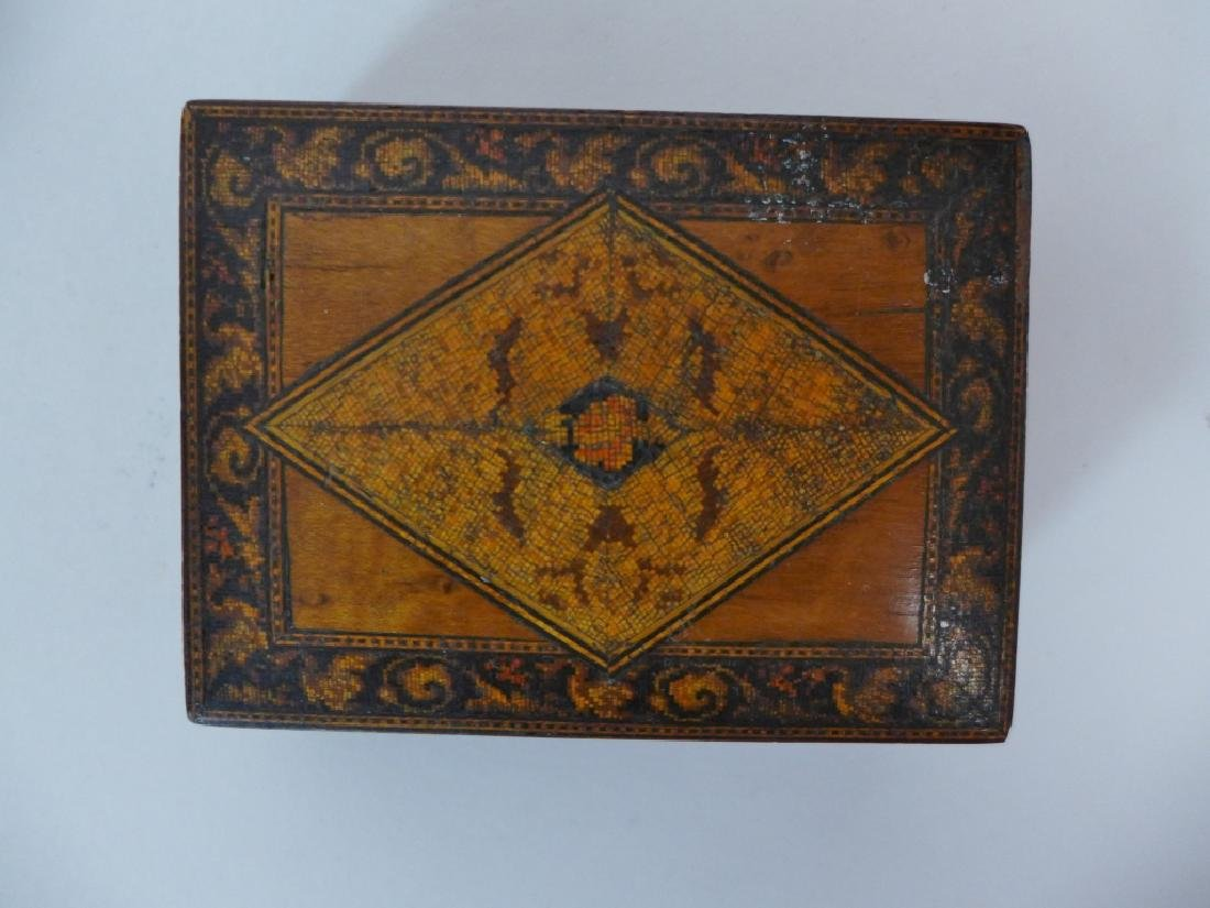 Collection of Decorative Boxes - 9