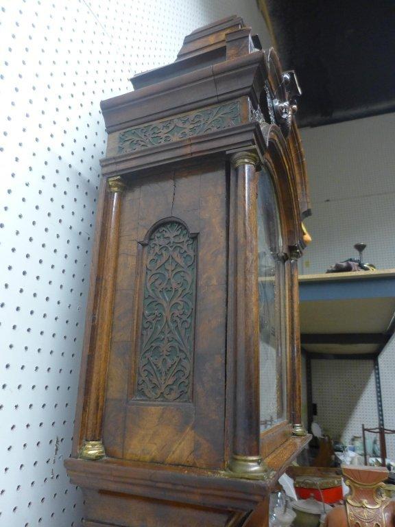 Jacob Vander Hegge Hage Grand Father Clock - 8