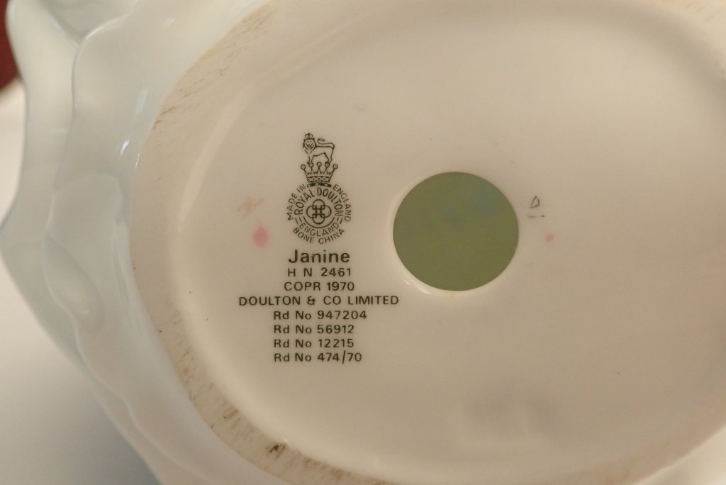 Royal Dalton Porcelain Figurine Collection - 3