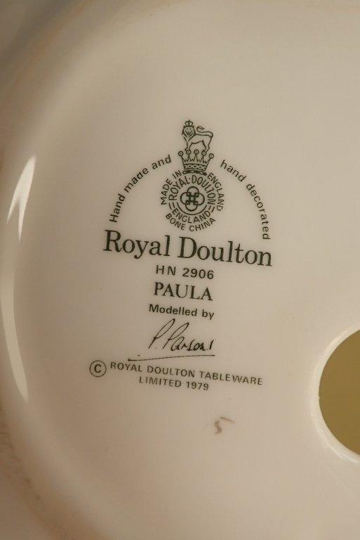 Royal Dalton Porcelain Figurine Collection - 4