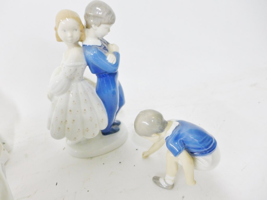 Bing & Grondahl Figurine Collection - 4