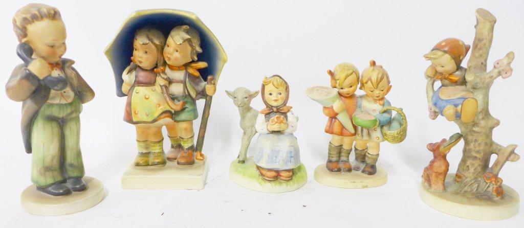 Hummel & Goebel Figurine Collection