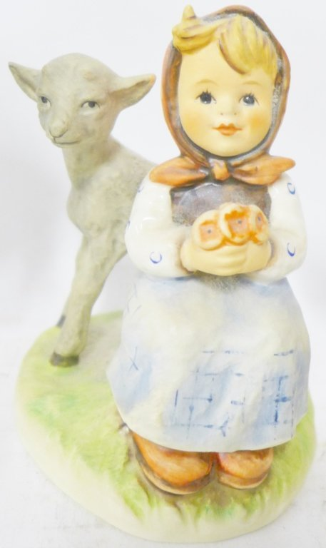Hummel & Goebel Figurine Collection - 4