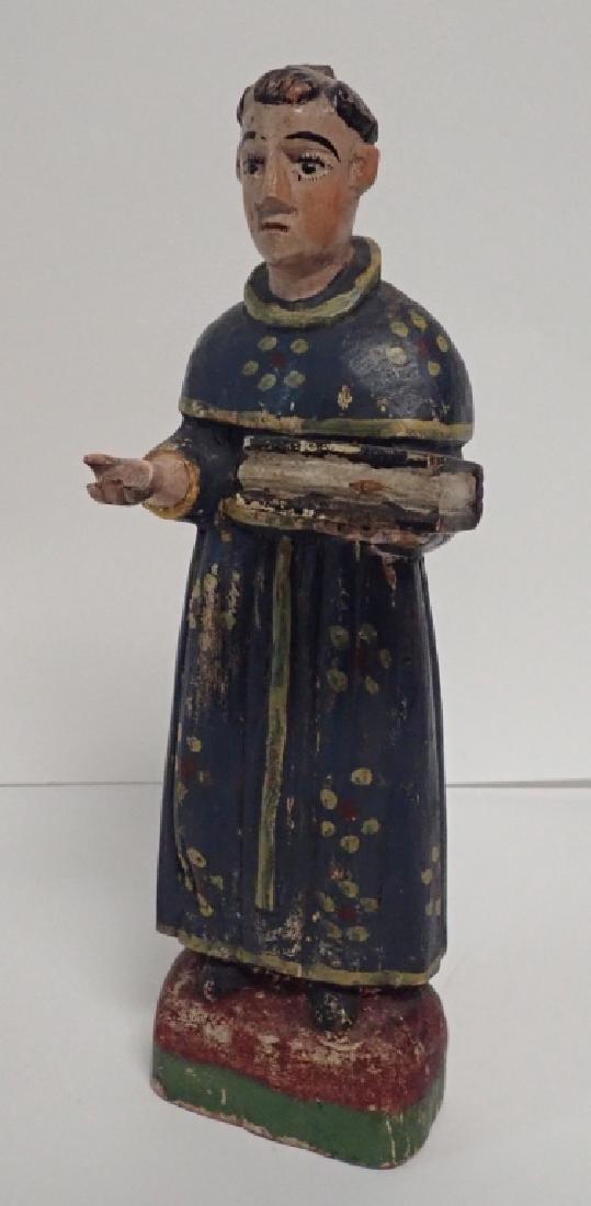 Religious Wooden Icon Pairing - 2