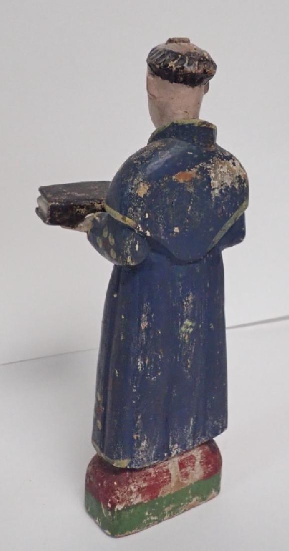 Religious Wooden Icon Pairing - 3