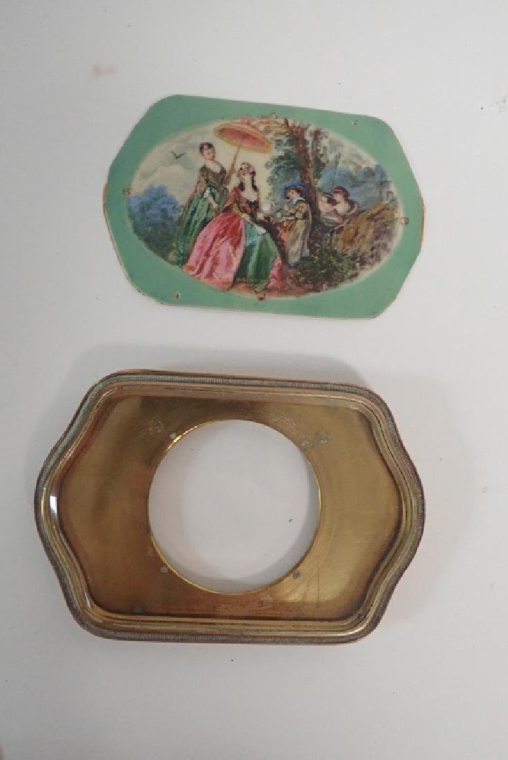 Framed Porcelain Plaque Collection - 3