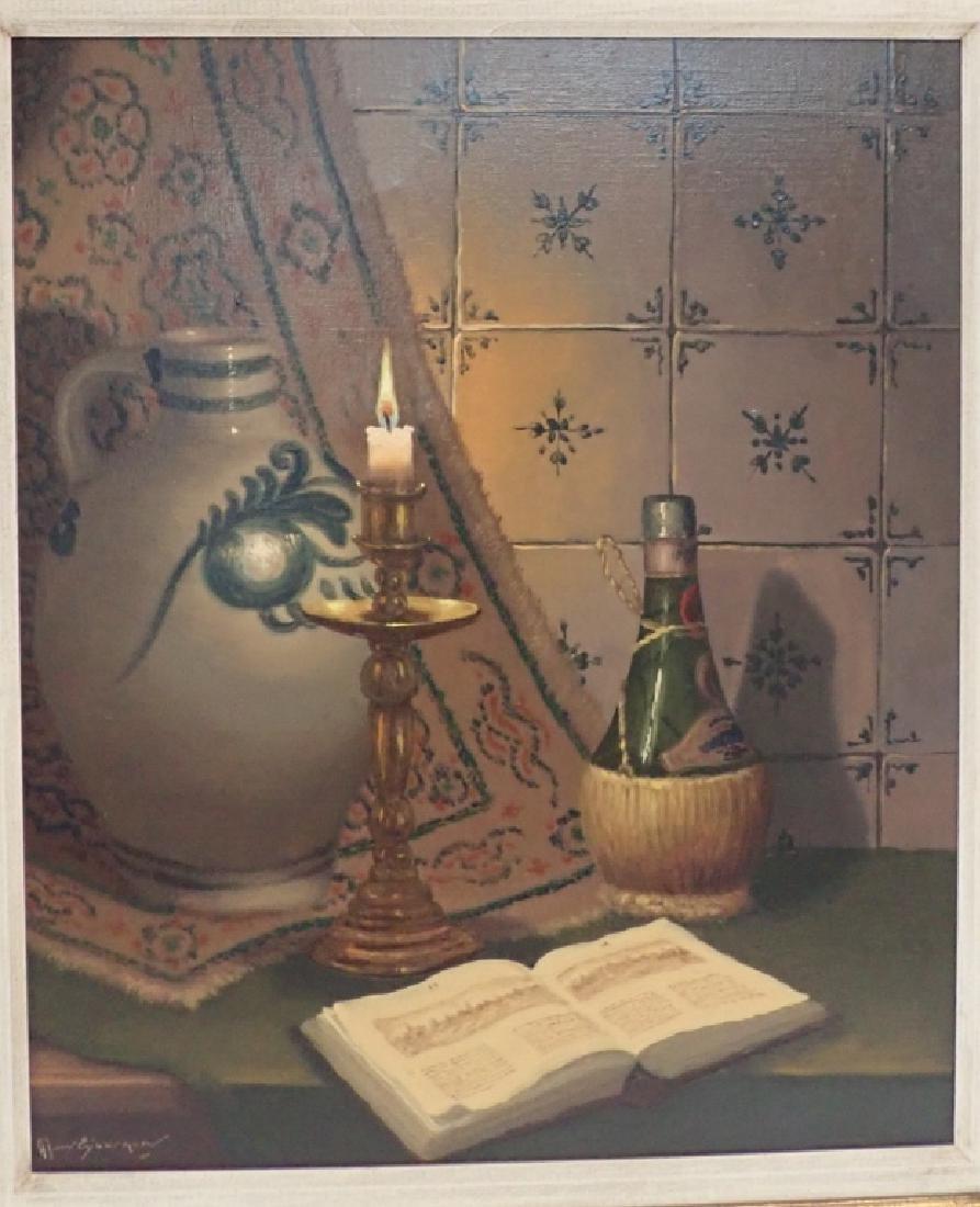 A J Van Eybergen (born 1918) - 2