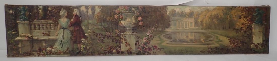 Lucien Biva (1879 - 1976) Oil on Canvas