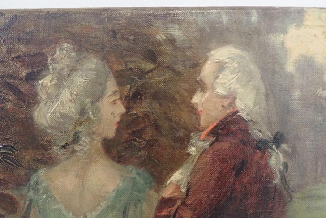 Lucien Biva (1879 - 1976) Oil on Canvas - 3