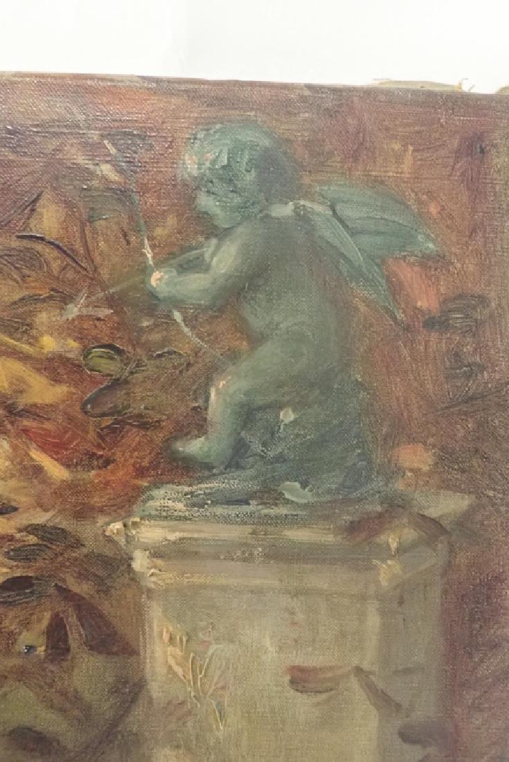 Lucien Biva (1879 - 1976) Oil on Canvas - 4