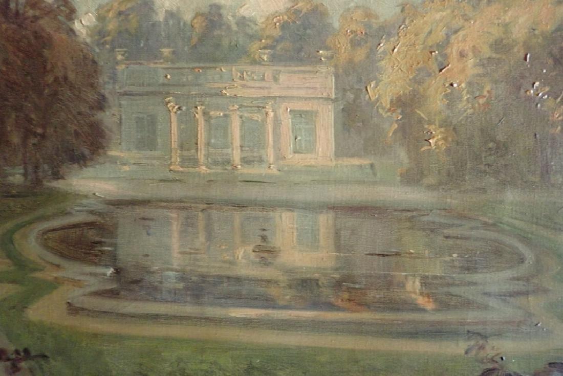 Lucien Biva (1879 - 1976) Oil on Canvas - 8