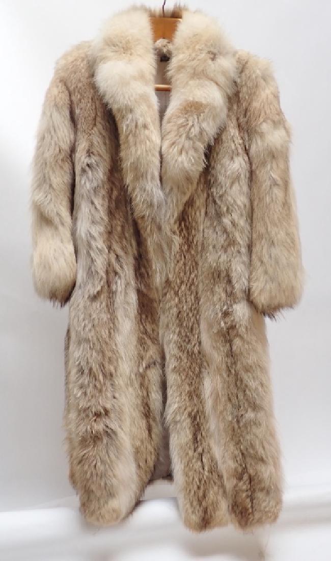 Made in Canada Full Length Vintage Fur Coat - 10