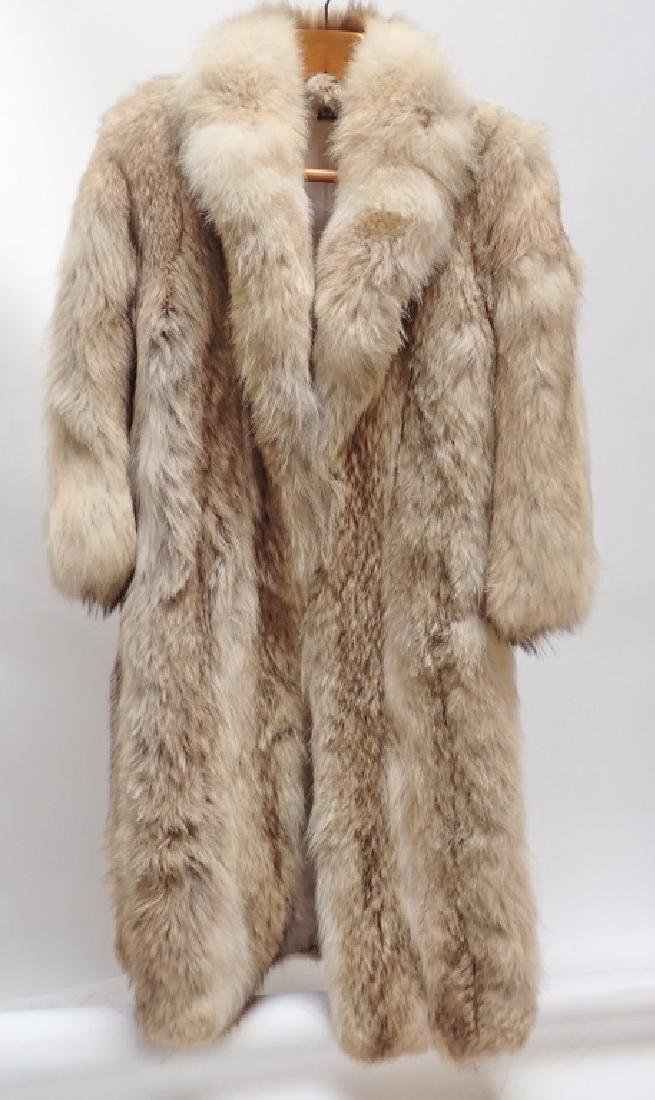 Made in Canada Full Length Vintage Fur Coat